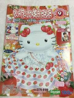 一週新聞 草莓雜誌 hello kitty 布甸狗   Melody no.415
