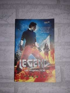 Novel Terjemahan📗LEGEND:LOS ANGELES 2130 by Marie Lu