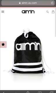 Aim'n gym bag