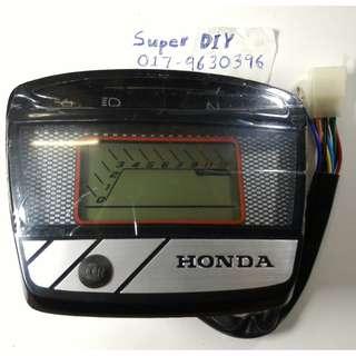 Honda ex5 motor LCD digital meter speedometer rpm