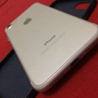 iPhone 7 128GB SILVER LTE OPENLINE. 09089675137