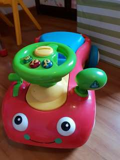 ELC Wooble Toddle Ride On