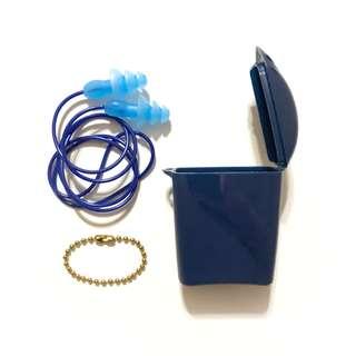 3M Reusable Corded Earplugs