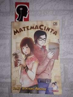 Novel Teenlit📖 MatemaCinta by RaZy Bintang Argian