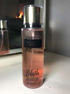 Authentic Victoria's Secret Blush Fragrance Mist