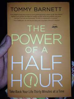 The power of half hour
