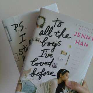 To All The Boys I've Loved Before #1 & #2