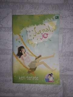 Novel Teenlit📖 Jurnal Jo by Ken Terate