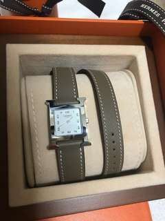Hermes heure H watch