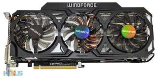 Gigabyte gtx 780 windforce Ghz Edition