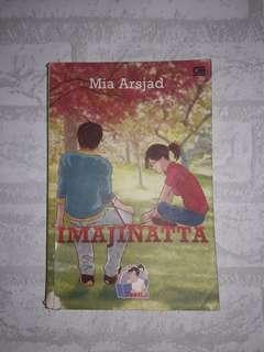 Novel Teenlit📖 Imajinatta by Mia Arsjad