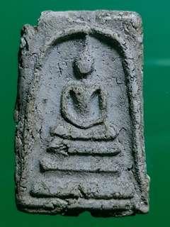 泰國佛牌~百年經典~崇笛佛 Phra Somdej ~老崇迪阿赞多  Wat Rakang 瓦拉康  約BE2390-BE2407盜相必究
