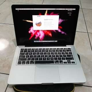 Macbook pro md101 core i5 8/500gb (mid 2012)