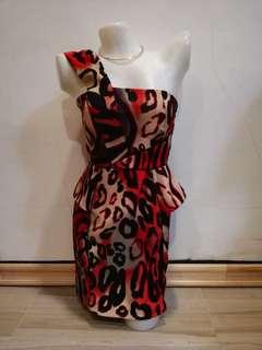 Xoxo Peplum Dress