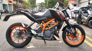 Pre-owned KTM 390 DUKE (2013) for sale!!