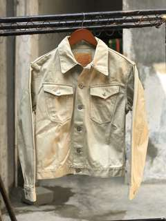 Jaket trucker sugar cane made japan