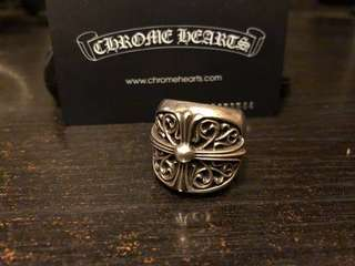Chrome Hearts Oval Ring