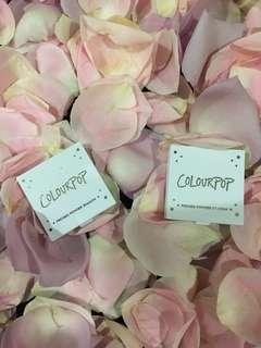Colourpop presses powder shadow