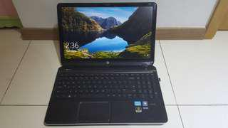 HP Pavilion DV6 i7 laptop Beats Audio