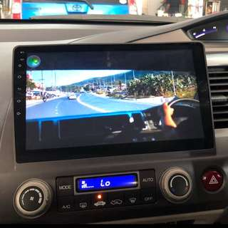 Honda FD ANDROID Player 7.1 Version