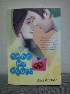 Mend My Heart by Jag Archer