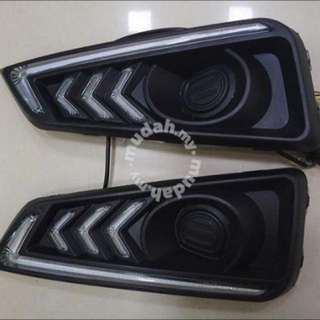 HONDA CITY 14yr Fog Lamp