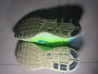 Nike free 5.0 - green neon