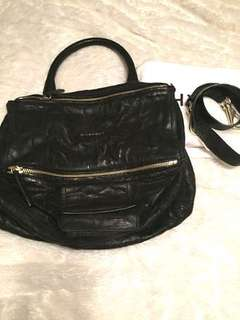 Original Givenchy Pandora Large Pepe Leather