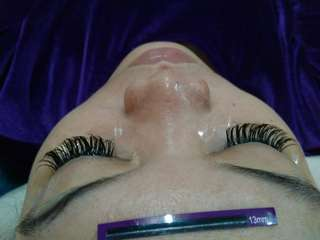 Eyelash extension lash korea