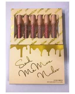 🛍清貨 現貨一盒 2017 購自美國 🇺🇸 kylie matte liquid lipstick exposed gift set Exposed / Dolce K / Koko K / Candy K / Kristem