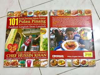 101 Resipi Destinasi Makan Popular Pulau Pinang