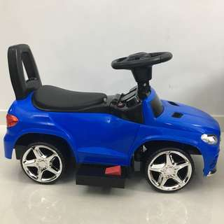 Electric Car, Toy Car for baby/toddler/kids/children - (Front Lights, Horn, Music & forward/reverse driving) - In Stock !