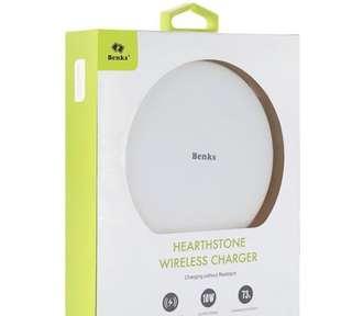 New wireless charging pad