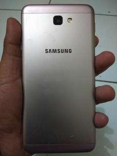Jual santai aje Samsung J7 prime kondisi90 %, lecet pemakaian aja