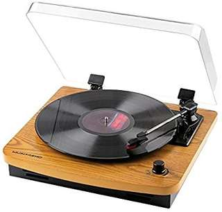 MusiTrend LP- 3 Speed Turntable!!