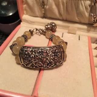🚚 花開富貴~珠子是鈦金