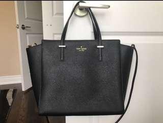 Kate Spade everyday black bag