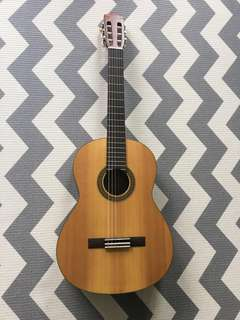 Guitar - Yamaha Classical CG-101MS