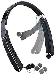Mee'sport Foldable Bluetooth Headset!!
