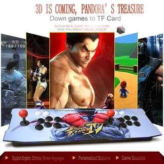 2020 Games Padora 3D