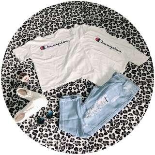 Champion Shirt (greyish-white)