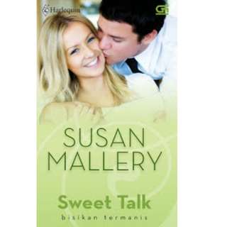 Ebook Bisikan Termanis (Sweet Talk) - Susan Mallery