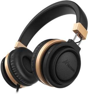 Honstek A5 Stereo On Ear headphones!!