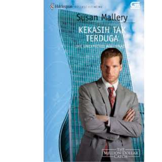 Ebook Kekasih Tak Terduga (The Unexpected Millionaire) - Susan Mallery