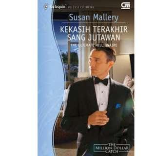 Ebook Kekasih Terakhir Sang Jutawan (The Ultimate Millionaire) - Susan Mallery