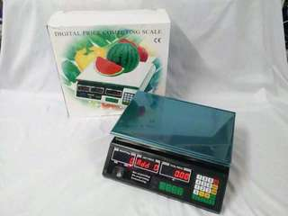 Digital Price Computing Weighing Scale