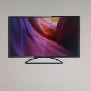 Selling PHILIPS 5200 series slim LED HD TV
