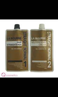 🚚 La Brouse Rebonding Cream