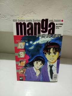 Manga Power bahasa Jerman