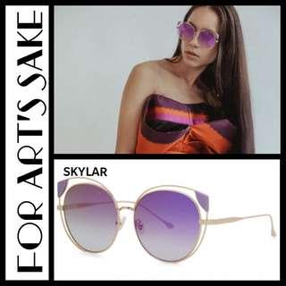 For Art's Sake Skylar cateye sunglasses 太陽眼鏡
